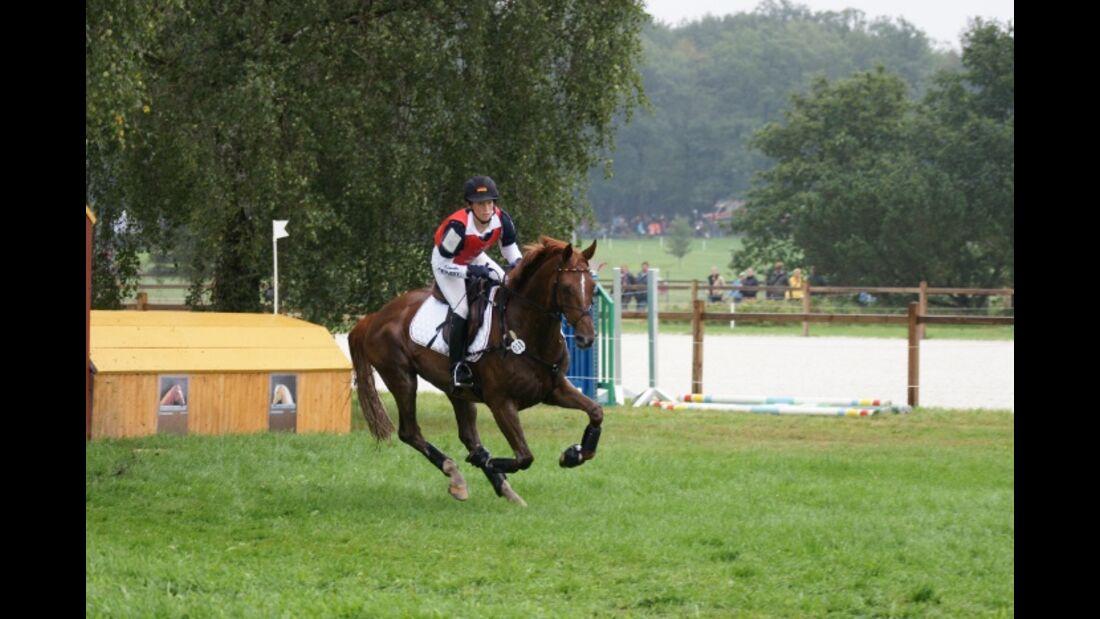 CAV Luhmühlen Vielseitigkeit Europameisterschaft Sandra Auffarth