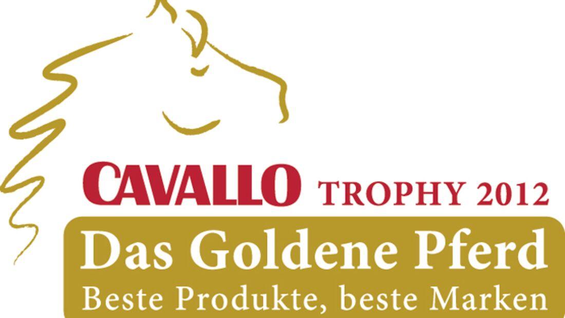 CAV MS Leserwahl 2012 CAVALLO Trophy Logo