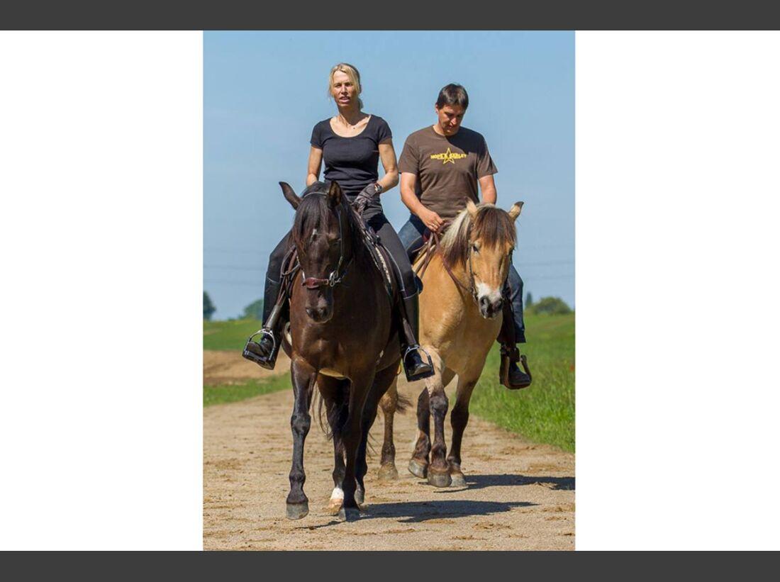 CAV Männer lieben Pferde Nicole Ziener