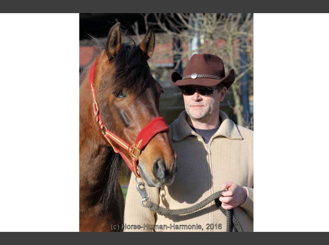 CAV Männer lieben Pferde Raimund Kniffki