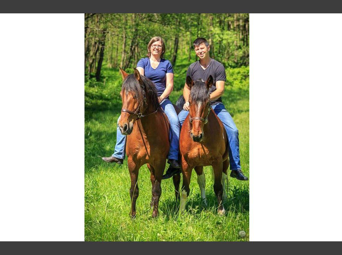 CAV Männer lieben Pferde Ramona Unger