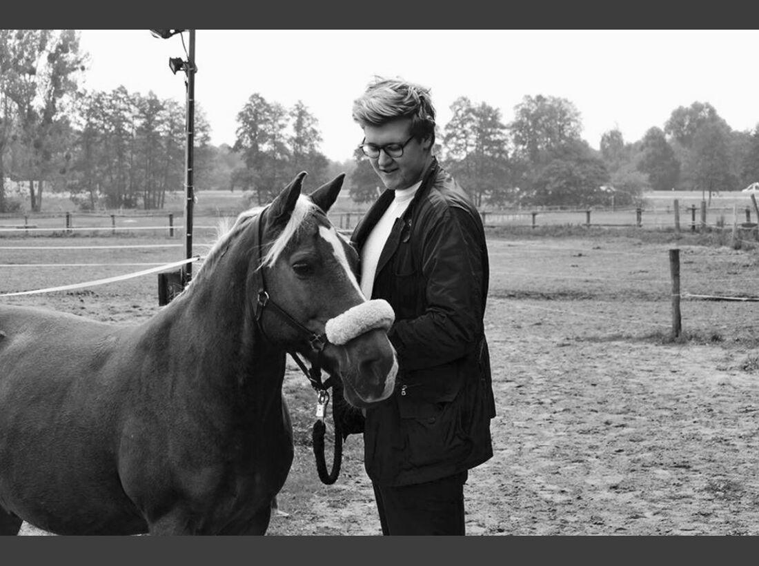 CAV Maenner lieben Pferde Susanne Gahr