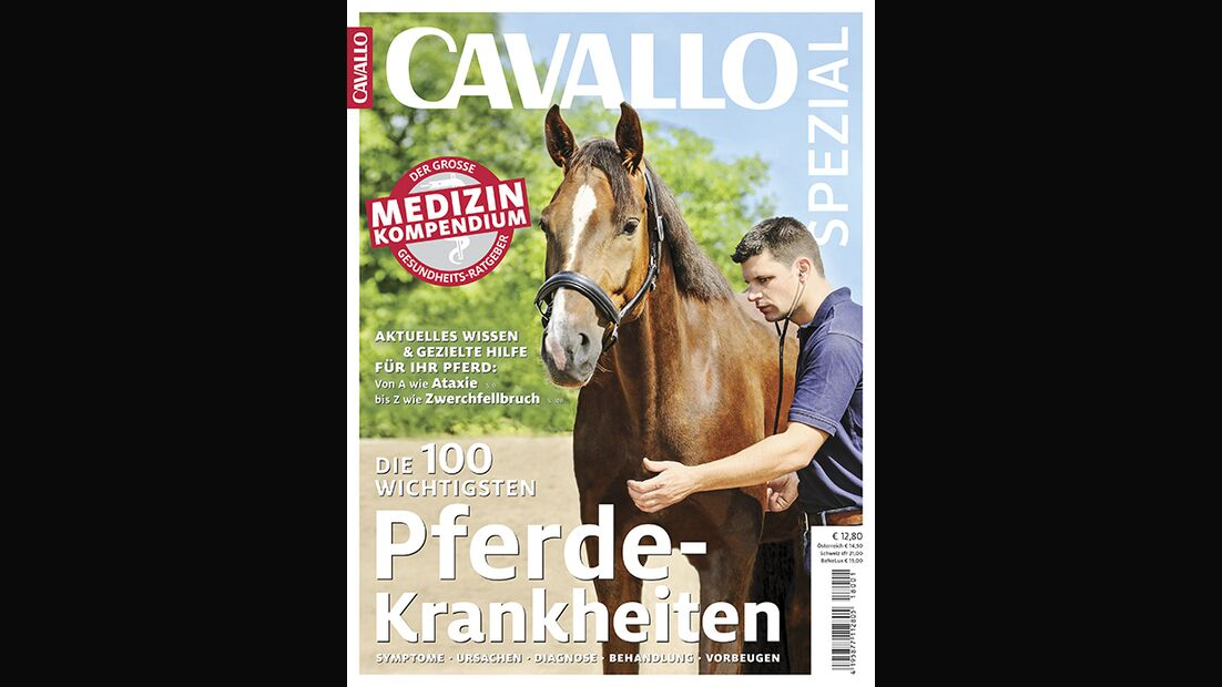 CAV Medizinkompendium Titel  Cover Heft 2018