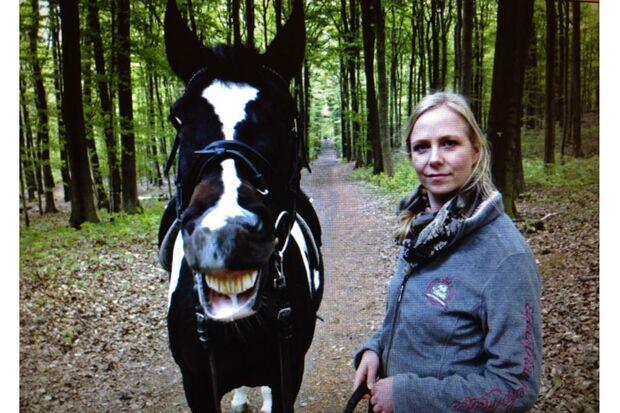 CAV Mimik Grimassen Leserfotos Alexandra Röring 1