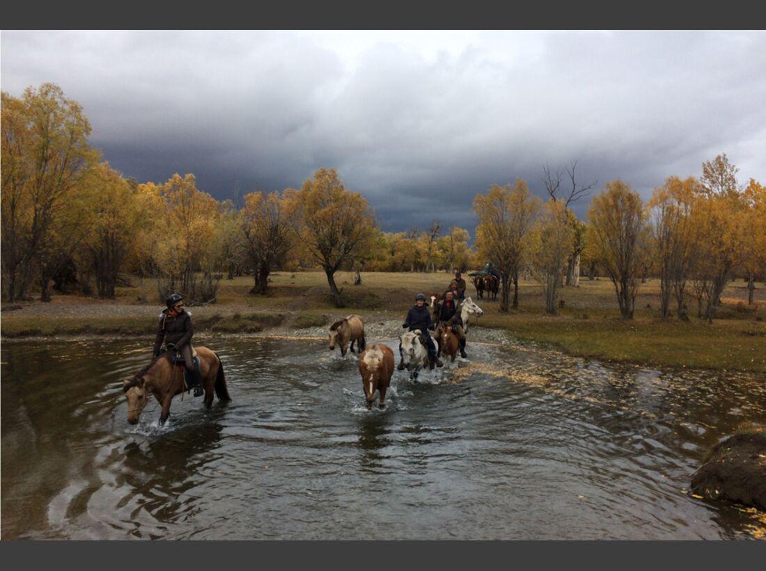 CAV Mongolei Wanderreiten 4