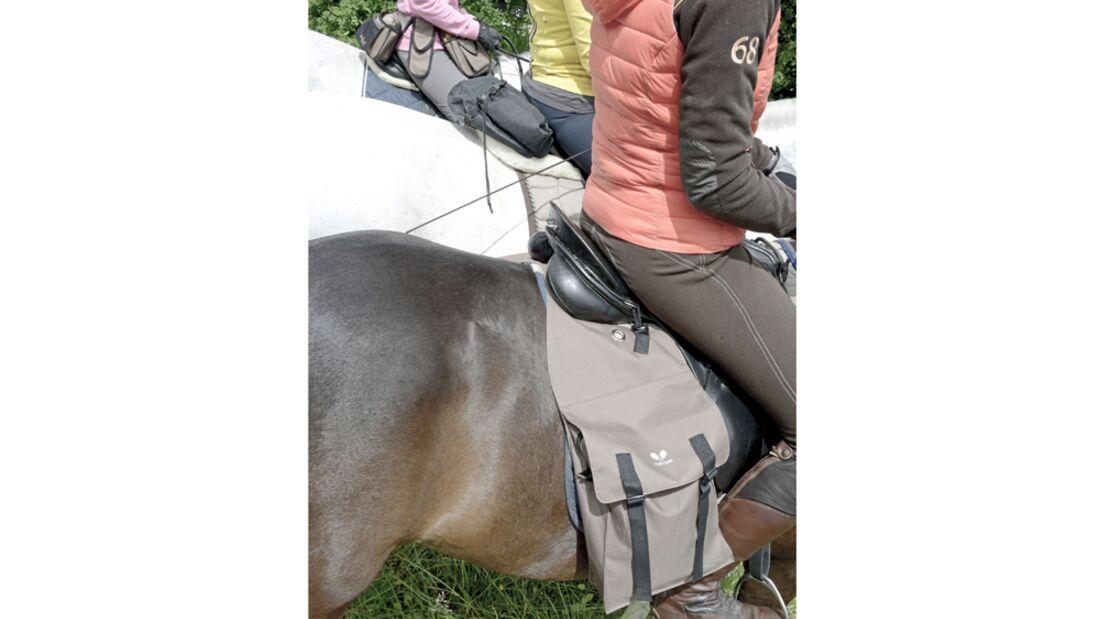CAV Packtaschen Satteltaschen Test 1