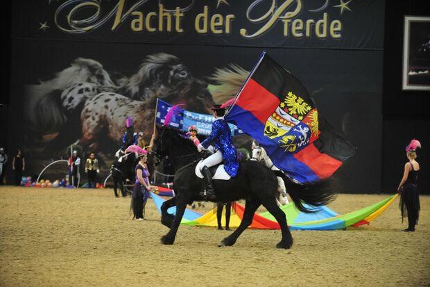 CAV Pferd & Jagd 2012 Show