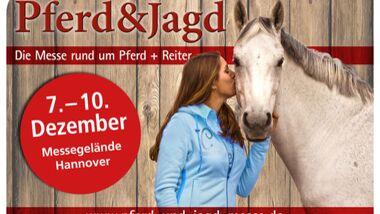 CAV Pferd Jagd Banner 2017 Poster