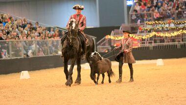 CAV Pferd Jagd Barock Show-Cup 2016