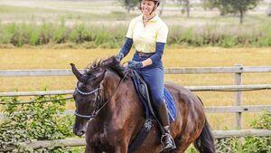 CAV Pferd Zirkel Biegung