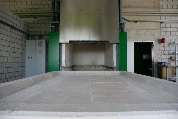 CAV Pferdekrematorium 4
