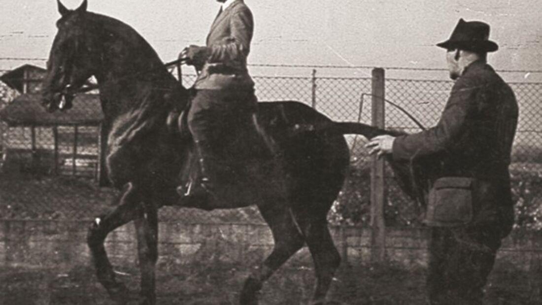 CAV Reiten 50er Jahre Reitmode Eberhard Weiß _05
