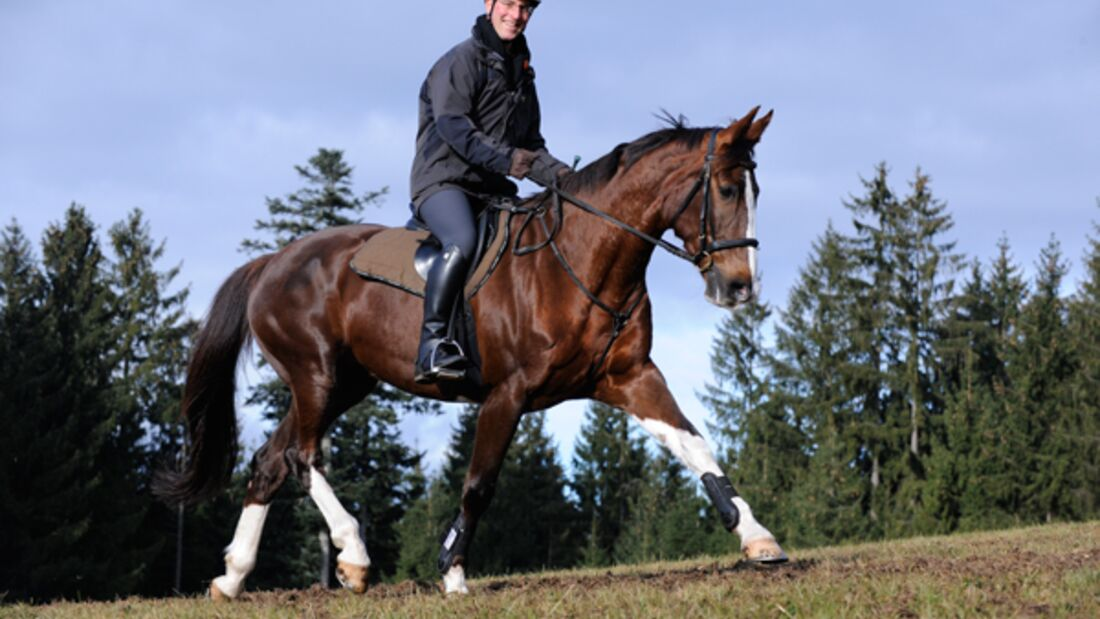 CAV Reiten im Winter Pferde Ausbildung Andreas Frey 5