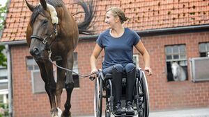 CAV Reiten und Rollstuhl