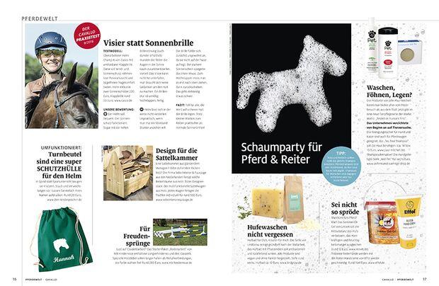 CAV Relaunch Heft September 2016 Magazin