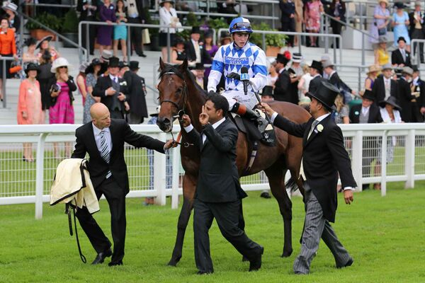 CAV Royal Ascot 4