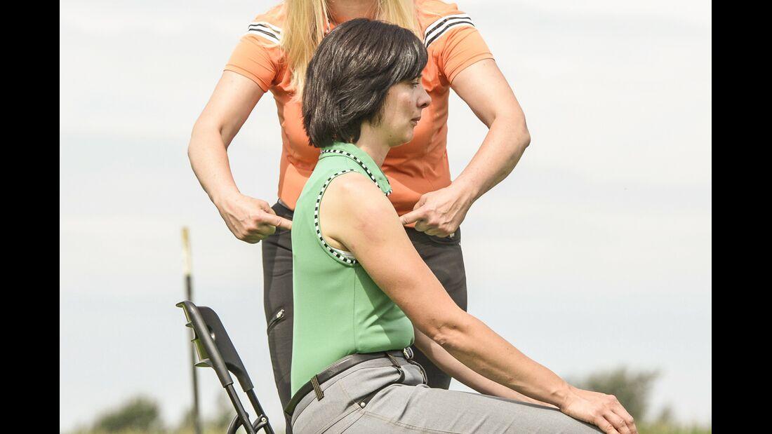 CAV Rückenschmerzen: 10 Übungen für Reiter 4