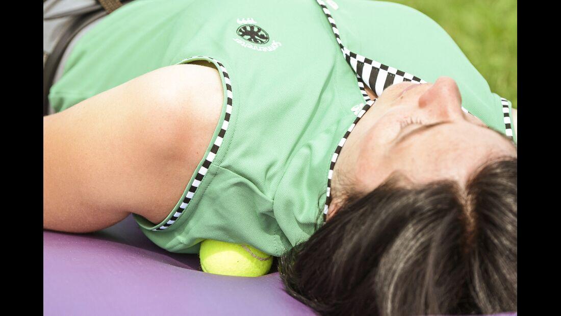 CAV Rückenschmerzen: 10 Übungen für Reiter 6
