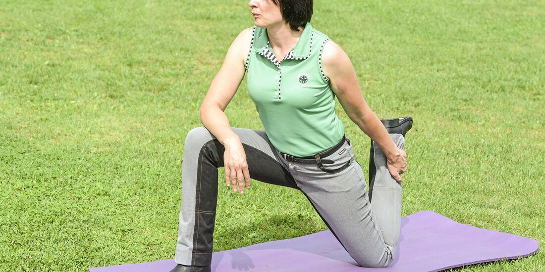 CAV Rückenschmerzen: 10 Übungen für Reiter 7