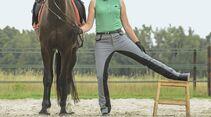CAV Rückenschmerzen: 10 Übungen für Reiter