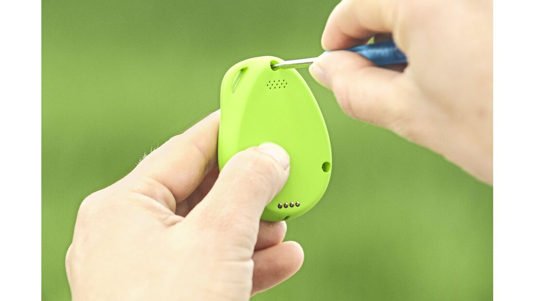 CAV SOS Notrufsystem GPS Smart Tracker