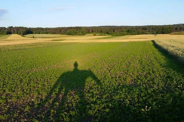 CAV Schattenfoto Leserfotos Alice Fellner
