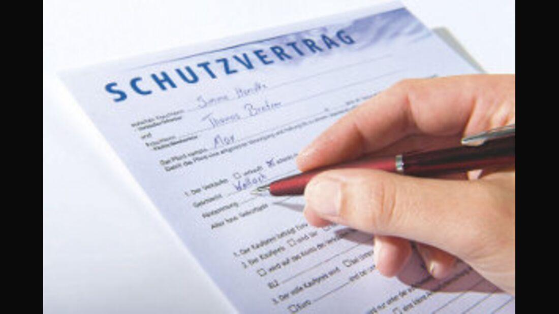CAV Schutzvertrag