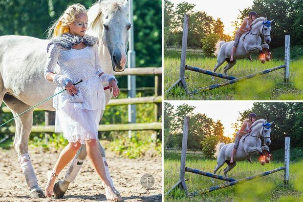 CAV Seelenpferd Lisa Westerhoff
