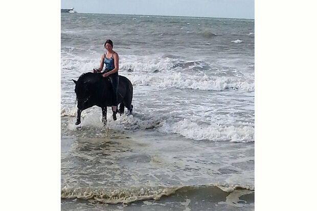 CAV Sommer mit Pferden 2014 - Katharina Wildenber