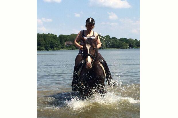 CAV Sommer mit Pferden 2014 - Martina Sienknecht