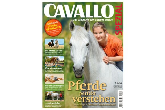 CAV Sonderhaft Basic Pferde perfekt verstehen