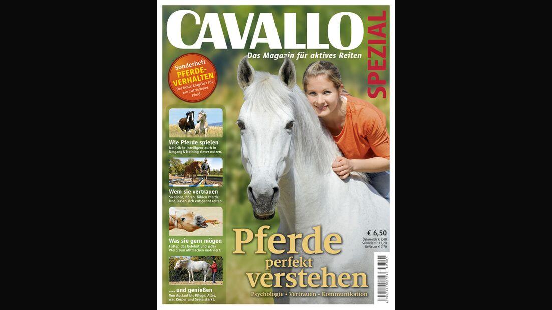 CAV Sonderhaft Basic Pferde verstehen