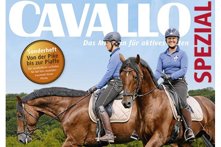 CAV Sonderheft Klassik Dressur 2014