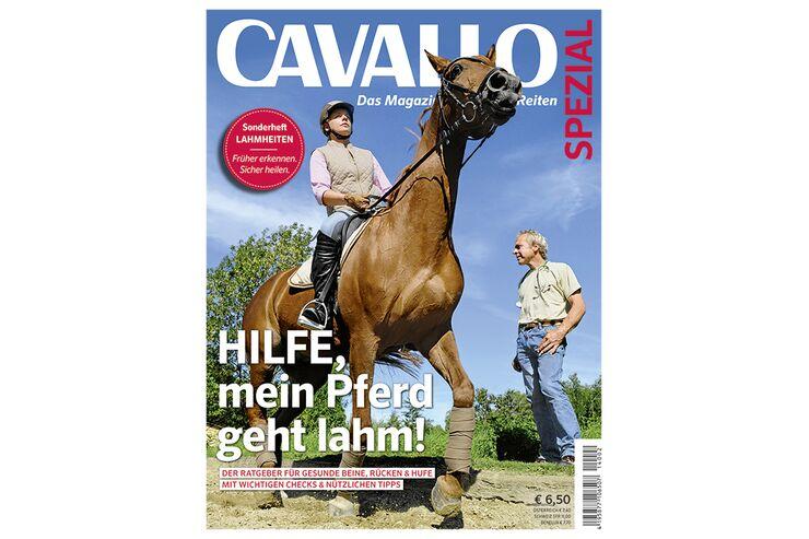 CAV Sonderheft Lahmheiten 2014