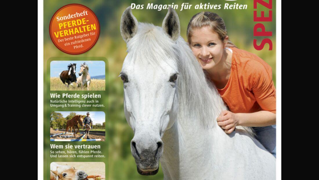 CAV Sonderheft Ratgeber Basic Pferde verstehen Teaser