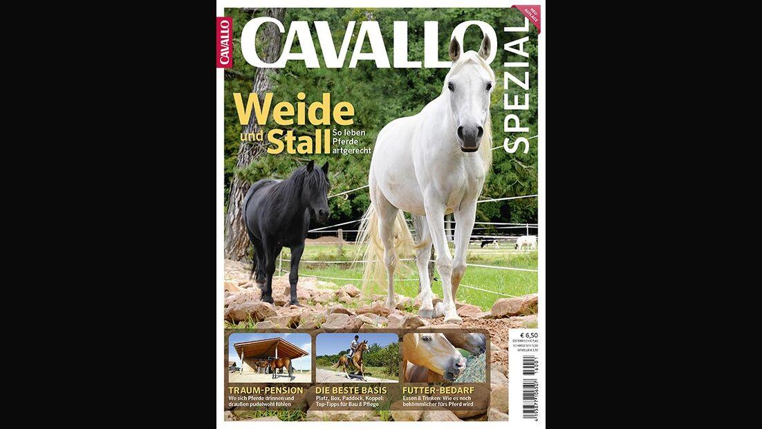 CAV Sonderheft Weide und Stall 2016