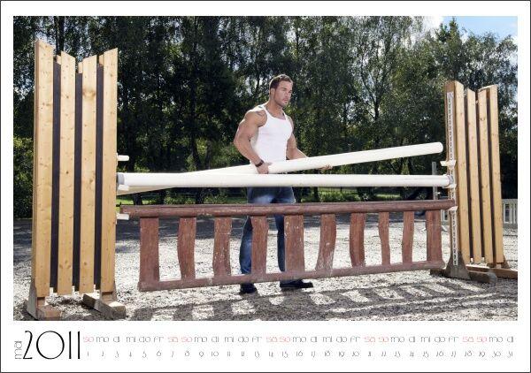 CAV Stallburschen-Kalender Mai