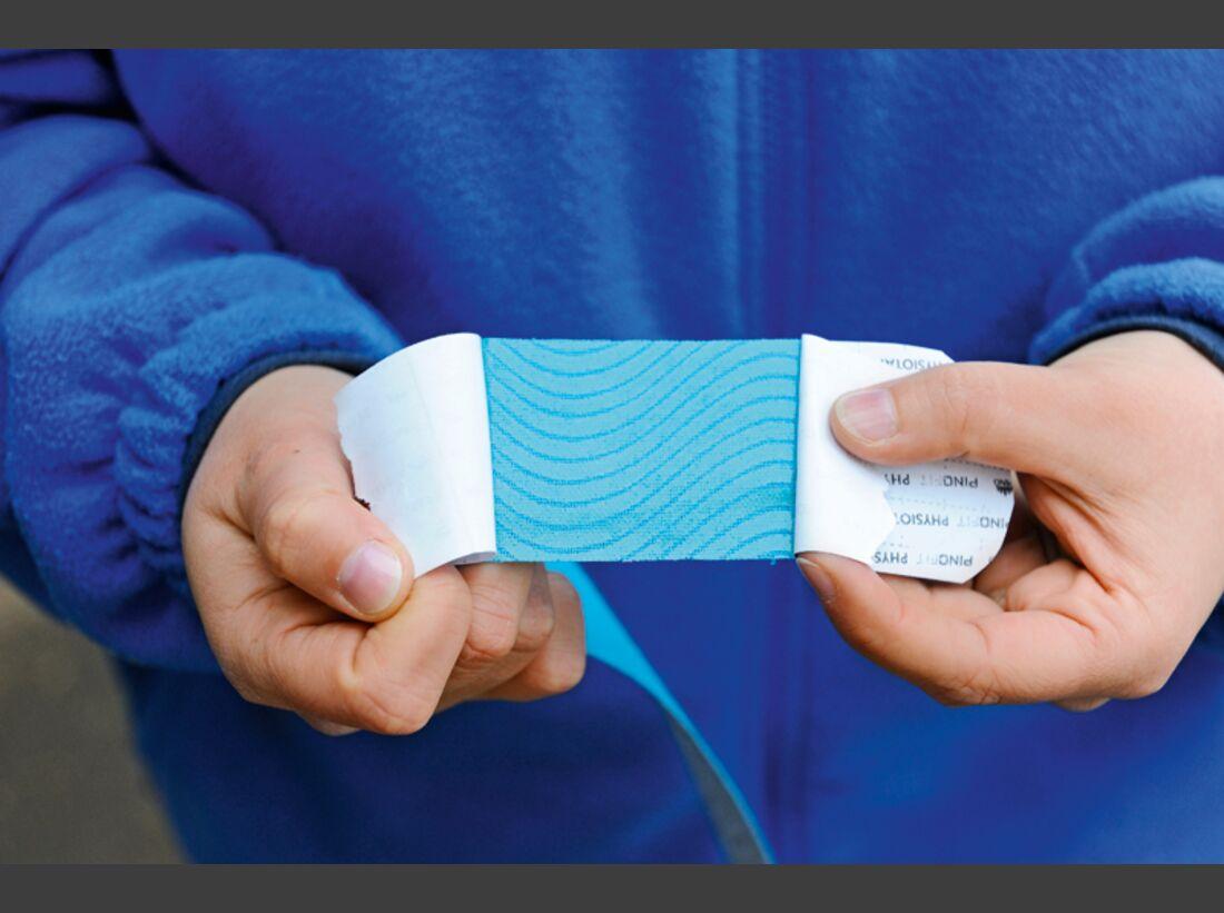 CAV Tape Kinesio Tape Medizin Muskeln 2