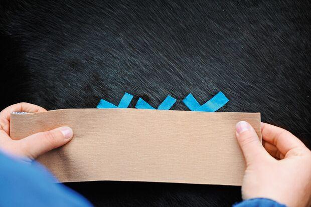 CAV Tape Kinesio Tape Medizin Muskeln 8