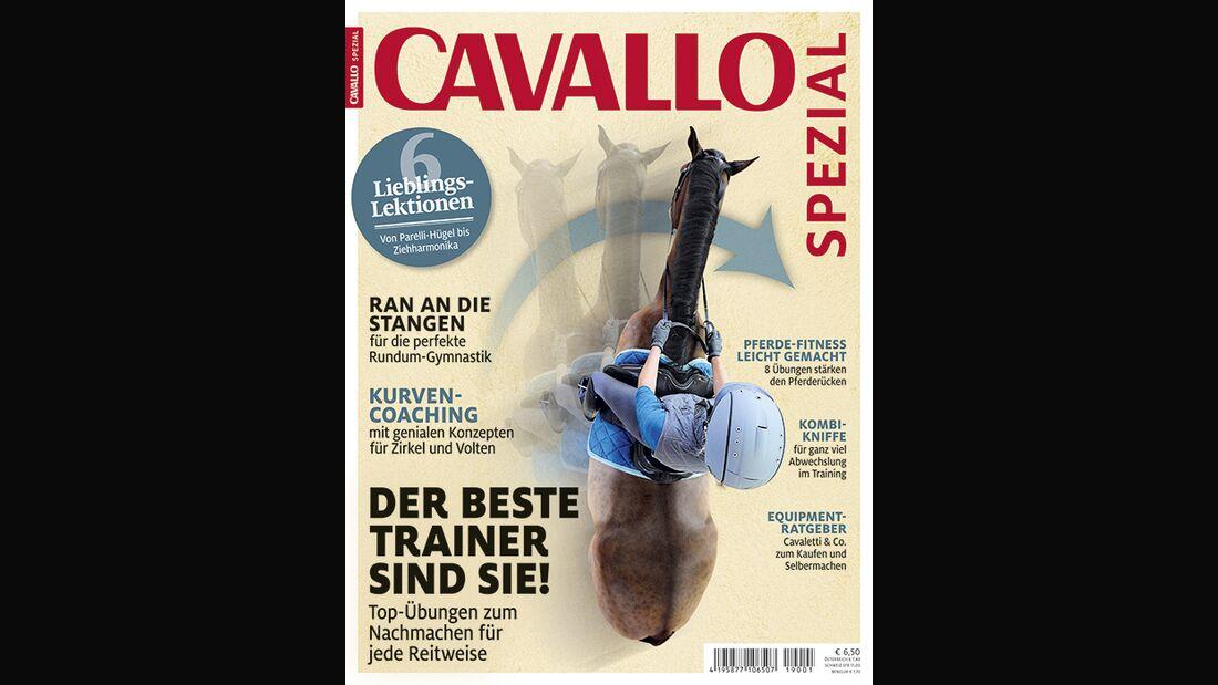 CAV Titel Cover 4a 2019 Sonderheft Training