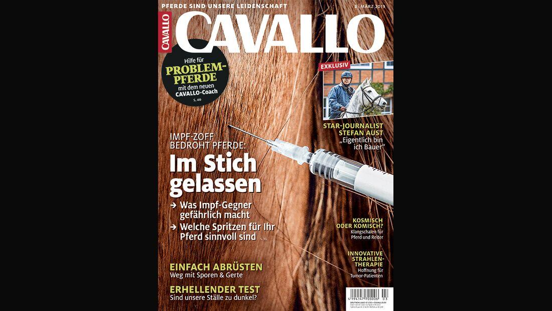 CAV Titel Cover März 2019