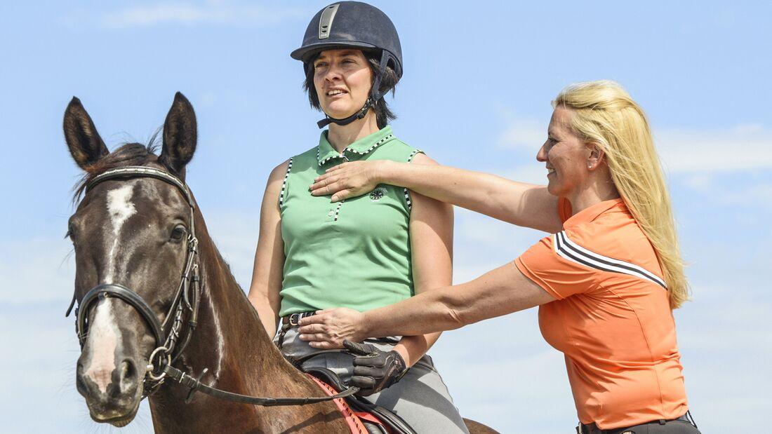 CAV Übungen gegen Rückenschmerzen 1