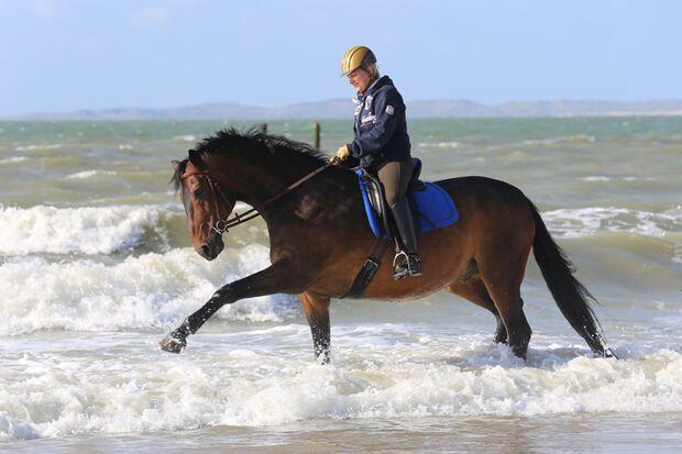 CAV Urlaub mit Pferden Leserfotos Anja Jennessen 1