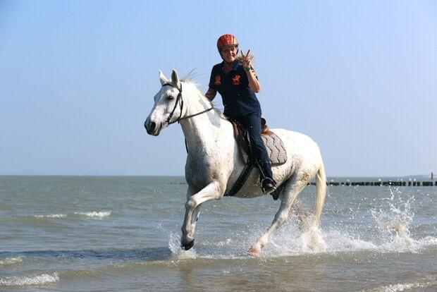 CAV Urlaub mit Pferden Leserfotos Anja Jennessen 2