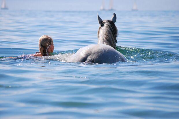 CAV Urlaub mit Pferden Leserfotos Carmen Zinser