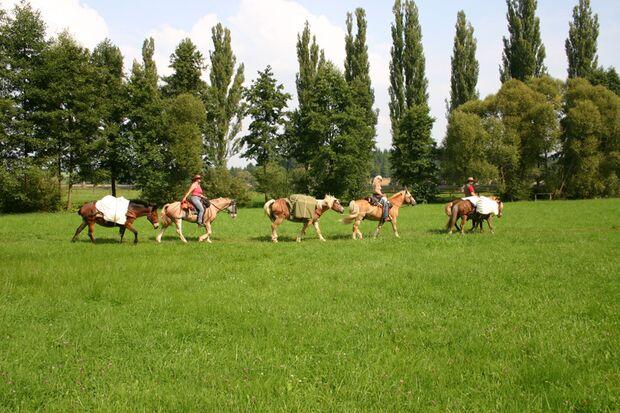 CAV Urlaub mit Pferden Leserfotos Tina Boche