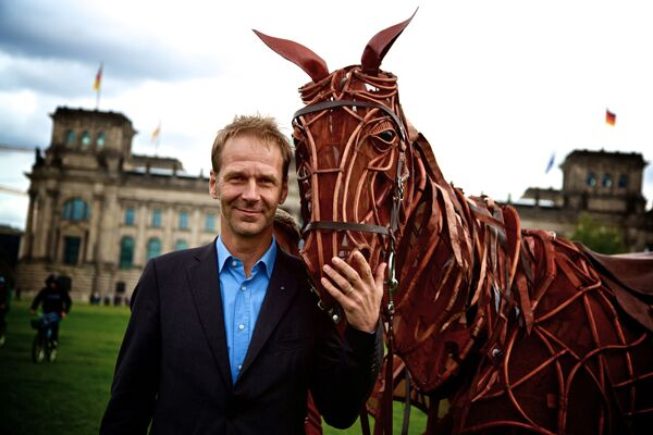 CAV Warhorse 2012 - 1