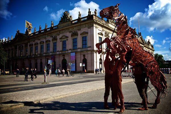 CAV Warhorse 2012 - 2