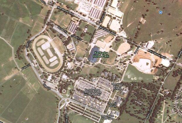 CAV Weltreiterspiele Kentucky 2010 Horsepark