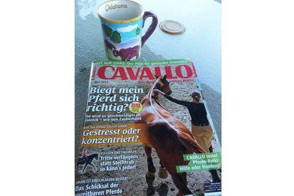 CAV Wo Reiter lesen Leserfotos 3